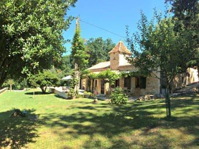 Périgord Pourpre – Häuser ohne Schwimmbad