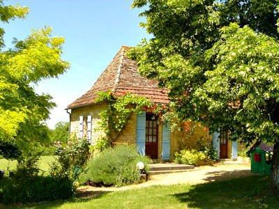 Périgord Pourpre – Häuser mit teilweisem Schwimmbad
