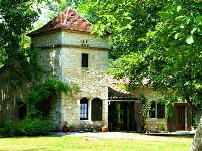 Lot et Garonne – Häuser mit teilweisem Schwimmbad