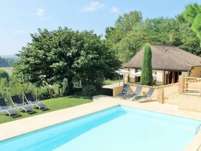 Périgord Pourpre – Häuser mit privatem Schwimmbad