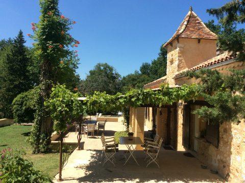 Périgord Pourpre – Houses without swimming poul