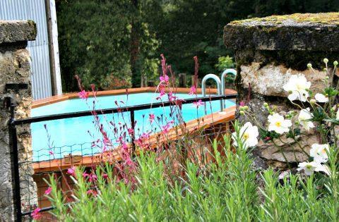 Périgord Blanc – Huizen met gedeeltelijk zwembad