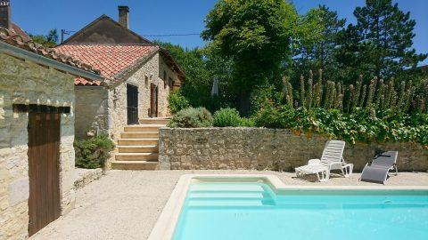 Lot et Garonne – Huizen met privé zwembad