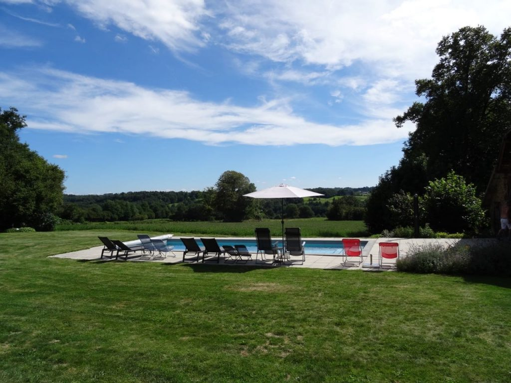 Corrèze – Houses with partial pool
